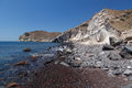 Free Red Beach In Akrotiri. Santorini. Greece. Royalty Free Stock Image - 27714456