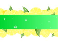 Free Lemon Background Stock Photo - 27711400