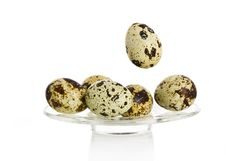 Free Quail Eggs Stock Image - 27718971