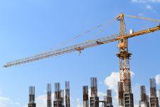 Tower Crane. Stock Photos