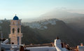 Free Sunrise On Santorini Stock Image - 27729141