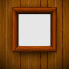 Free Wooden Framework. Royalty Free Stock Image - 27720486