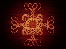 Free Grunge Hand Drawn Ornament Royalty Free Stock Photos - 27720548