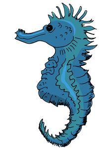 Free Seahorse Stock Photos - 27720913