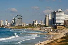 Free Tel-Aviv City Stock Photos - 27722033