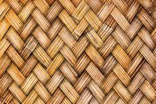 Free Bamboo Sheets Royalty Free Stock Photography - 27723497