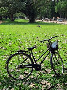 Free Touring Bikes Stock Image - 27726001