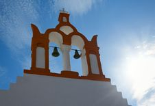 Free Church Santorini, Greece Royalty Free Stock Photos - 27729148