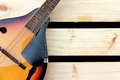 Free Mandolin Background Concept Stock Photography - 27733252