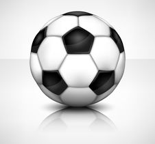 Free Football &x28;soccer&x29; Ball Royalty Free Stock Images - 27736419