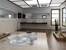 Free Bathroom Stock Images - 27737964