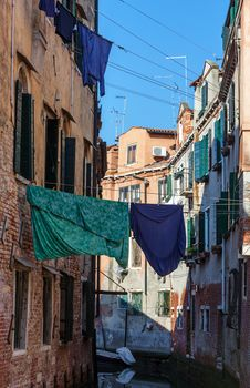 Free Venetian Cityscape Stock Photo - 27738040