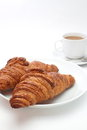 Free Croissants Royalty Free Stock Photography - 27740217