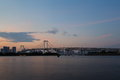 Free Tokyo City View Royalty Free Stock Photo - 27740615