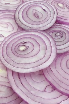 Free Red Onion Stock Photography - 27740142