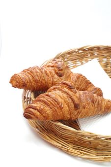 Free Croissants Stock Images - 27740244