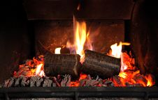 Free Fireplace Stock Images - 27742944