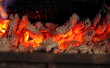 Free Fireplace Royalty Free Stock Photos - 27743128