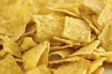 Free Nachos Snack Royalty Free Stock Photo - 27751345