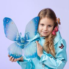 Free Beautiful Butterfly Royalty Free Stock Photos - 27752948