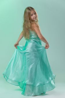 Free A Little Princess Stock Photography - 27752982