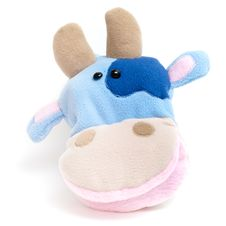 Free Hand Soft Toy Cow Stock Image - 27754261