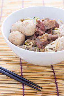 Free Noodles Stock Photo - 27756210