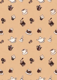 Free Seamless Pattern Stock Images - 27759314