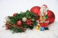 Free Santa Claus Royalty Free Stock Photos - 27761858