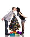 Free Men And Women Kisses Stock Photos - 27768753