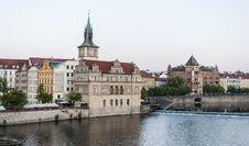 Free Vltava River Stock Photos - 27761373