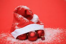 Free Christmas Background Stock Image - 27761881