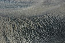 Free Abstract Patterns Of Sand Royalty Free Stock Photos - 27762318