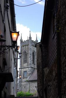 Free St Mary S Church KilKenny Royalty Free Stock Image - 27769056