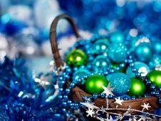 Free Christmas Decoration Royalty Free Stock Image - 27770666