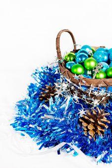 Free Christmas Decoration Stock Images - 27770674