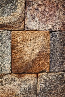 Free Old Stone Wall Royalty Free Stock Photo - 27775445