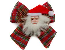 Free Santa Claus Bow Royalty Free Stock Image - 27782096