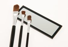 Free Make-up Touch-up Stock Photography - 27782622