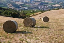 Free Romagna Countryside Stock Photography - 27785542