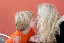 Free Mother And Preschool Son Stock Photo - 27788740
