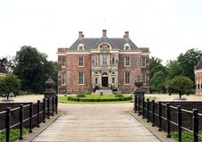 Free Middachten Castle Stock Photos - 27789383