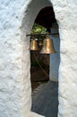 Free Bells In Church Window Stock Image - 27792251