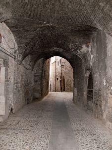 Free Spoleto-Italy Stock Photography - 27794812