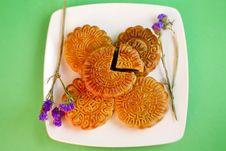 Free Chinese Moon Cake Stock Photos - 27795503