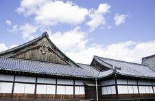 Free Nijo Castle, Kyoto, Japan Royalty Free Stock Image - 27795586
