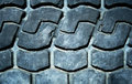 Free Old Truck Tire Texture Stock Photo - 2780340