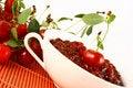 Free Jam Cherry Royalty Free Stock Image - 2787006