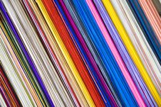 Free Colourful Threads Royalty Free Stock Photography - 2780147