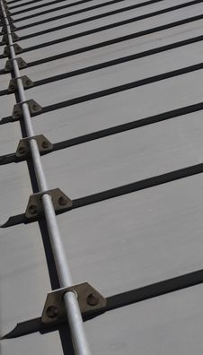 Free Metal Roof Stock Photography - 2780522